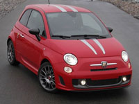 occasions Abarth 500 autos