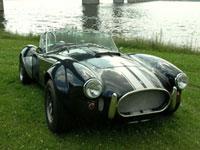 begagnade AC Cobra bilar