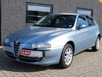used Alfa Romeo 147 cars