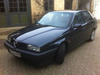 used Alfa Romeo 155 cars