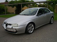 used Alfa Romeo 156 cars