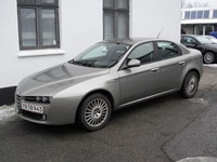 used Alfa Romeo 159 cars