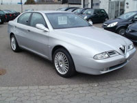 used Alfa Romeo 166 cars