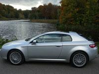 brugte Alfa Romeo Brera biler