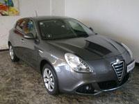 begagnade Alfa Romeo Giulietta bilar