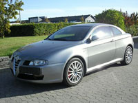 used Alfa Romeo GT cars