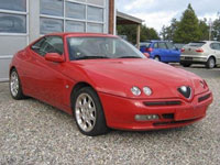 used Alfa Romeo GTV cars