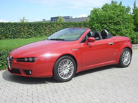 used Alfa Romeo Spider cars