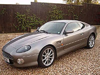 begagnade Aston Martin DB7 bilar
