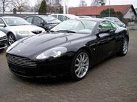 begagnade Aston Martin DB9 bilar