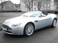 begagnade Aston Martin V8 Vantage bilar