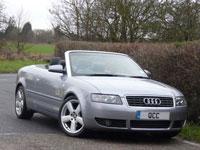 usate Audi A4 Cabriolet auto