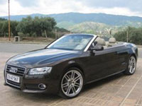 usate Audi A5 Cabriolet auto
