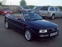 used Audi Cabriolet cars