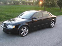 gebrauchte Audi Quattro Fahrzeuge