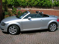 usados Audi TT Roadster coches