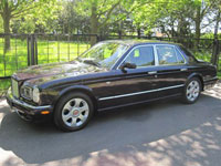 usate Bentley Arnage auto