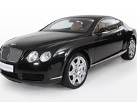 usate Bentley Continental auto