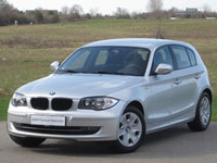 begagnade BMW 1-Series bilar
