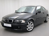 begagnade BMW 3-Series bilar