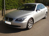 begagnade BMW 5-Series bilar