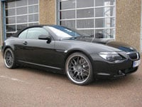 begagnade BMW 6-Series bilar