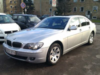 begagnade BMW 7-Series bilar
