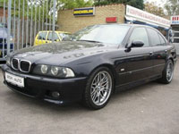 used BMW M-Series cars