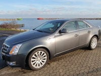 usate Cadillac CTS auto
