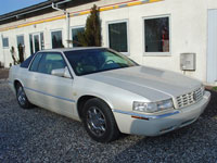 begagnade Cadillac Eldorado bilar