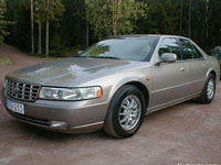 occasion Cadillac Seville voitures