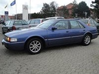 occasion Cadillac Seville STS voitures