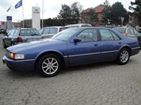 usados Cadillac Seville STS coches