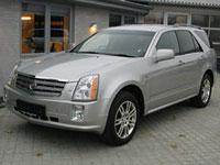 gebrauchte Cadillac SRX Fahrzeuge