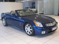 käytetty Cadillac XLR auton