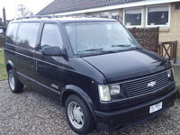 used Chevrolet Astro cars