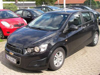 used Chevrolet Aveo cars