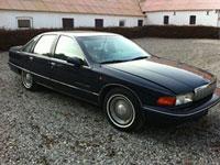 brugte Chevrolet Caprice biler