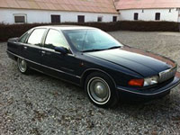used Chevrolet Caprice cars