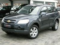 begagnade Chevrolet Captiva bilar