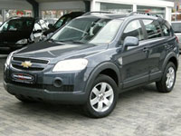 begagnade Chevrolet Captiva bilar