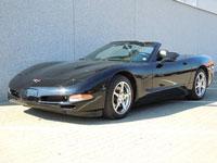 brugte Chevrolet Corvette biler