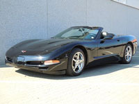 begagnade Chevrolet Corvette bilar