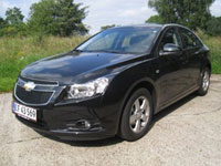 second-hand Chevrolet Cruze mașini