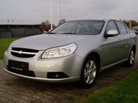 used Chevrolet Epica cars