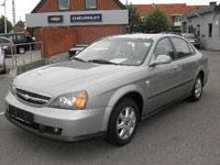 brugte Chevrolet Evanda biler