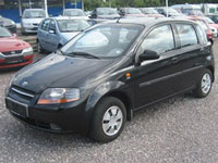 used Chevrolet Kalos cars