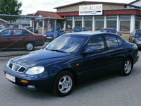 brugte Chevrolet Leganza biler