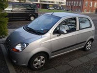 used Chevrolet Matiz cars
