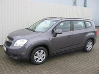 used Chevrolet Orlando cars